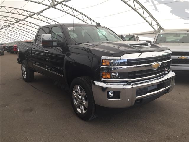 2019 Chevrolet Silverado 2500HD LTZ (Stk: 167283) in AIRDRIE - Image 1 of 23