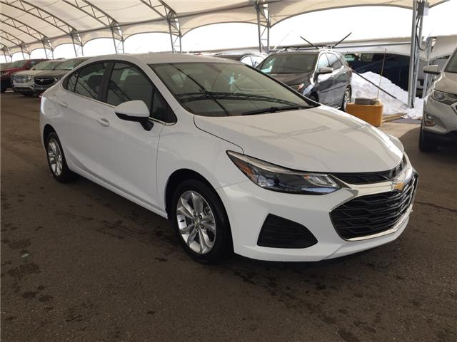2019 Chevrolet Cruze LT (Stk: 168179) in AIRDRIE - Image 1 of 20
