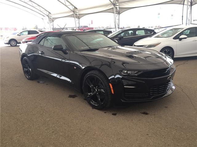 2019 Chevrolet Camaro 2SS (Stk: 168842) in AIRDRIE - Image 1 of 21