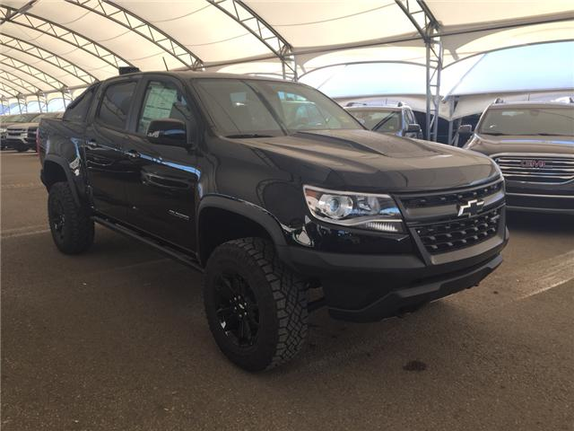 2019 Chevrolet Colorado ZR2 (Stk: 169035) in AIRDRIE - Image 1 of 23