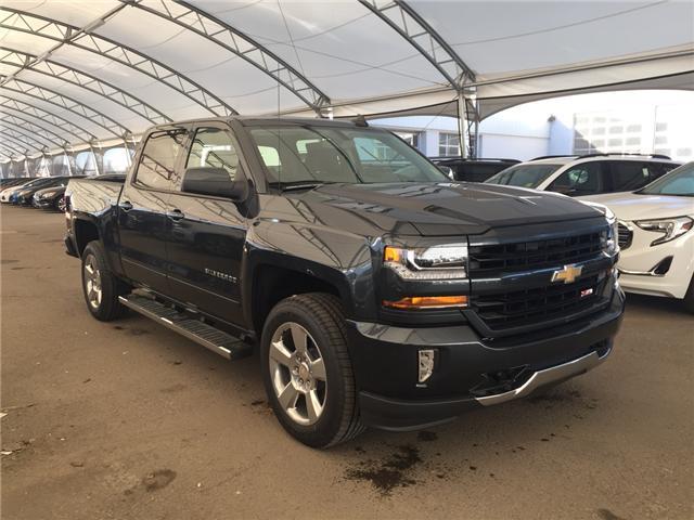 2018 Chevrolet Silverado 1500 2LT (Stk: 169683) in AIRDRIE - Image 1 of 19