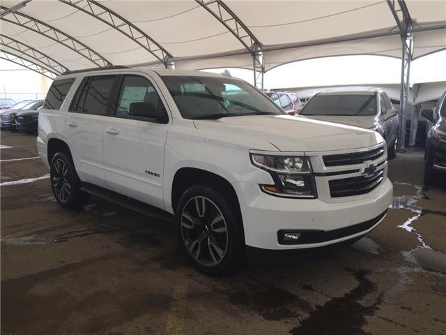 2019 Chevrolet Tahoe Premier (Stk: 168012) in AIRDRIE - Image 1 of 28
