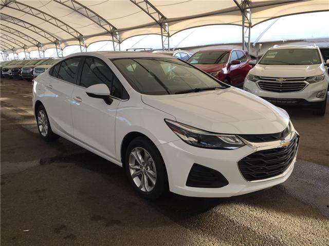 2019 Chevrolet Cruze LT (Stk: 169472) in AIRDRIE - Image 1 of 25