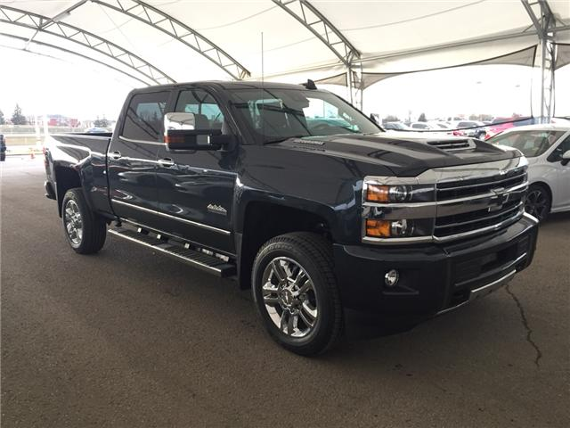 2019 Chevrolet Silverado 2500HD High Country (Stk: 170237) in AIRDRIE - Image 1 of 24