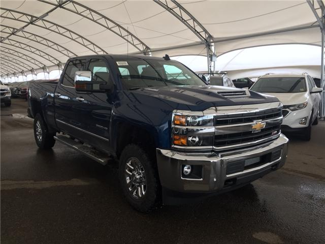 2019 Chevrolet Silverado 2500HD LTZ (Stk: 170352) in AIRDRIE - Image 1 of 25
