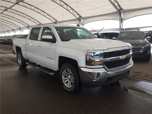 2018 Chevrolet Silverado 1500 1LT (Stk: 170095) in AIRDRIE - Image 1 of 19