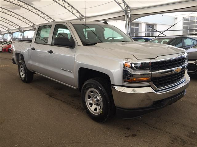 2018 Chevrolet Silverado 1500 WT (Stk: 169655) in AIRDRIE - Image 1 of 17