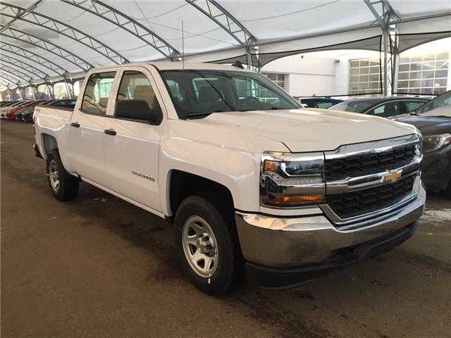 2018 Chevrolet Silverado 1500 WT (Stk: 169654) in AIRDRIE - Image 1 of 17