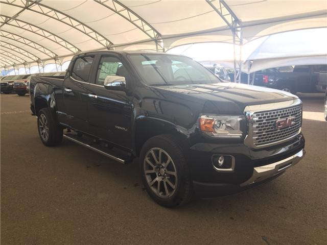 2019 GMC Canyon Denali (Stk: 167196) in AIRDRIE - Image 1 of 19