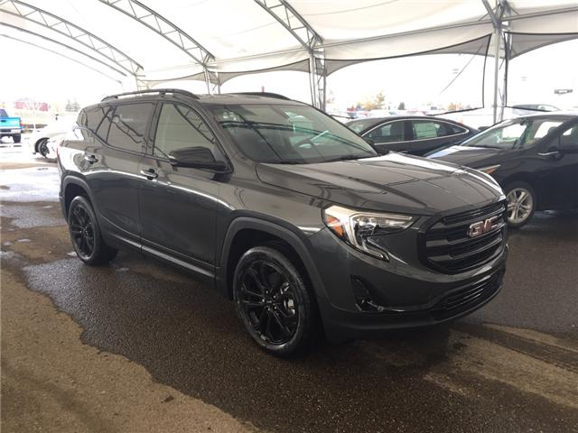 2019 GMC Terrain SLT (Stk: 168353) in AIRDRIE - Image 1 of 24