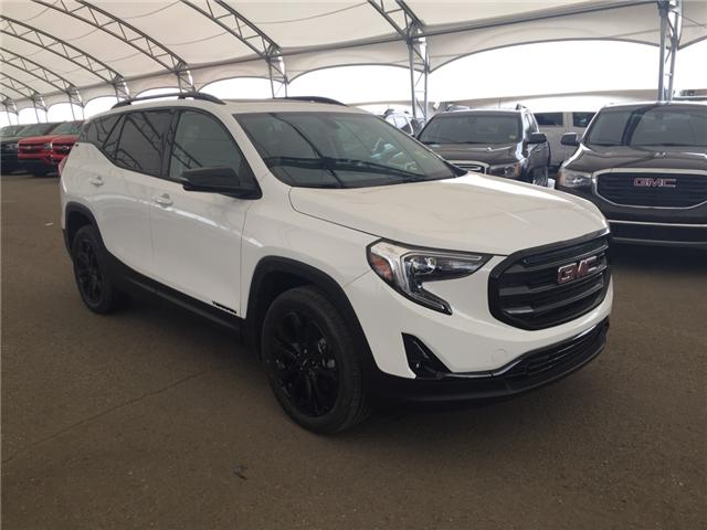 2019 GMC Terrain SLT (Stk: 168771) in AIRDRIE - Image 1 of 24