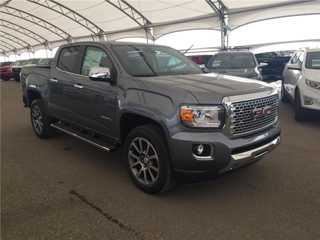 2019 GMC Canyon Denali (Stk: 168768) in AIRDRIE - Image 1 of 19