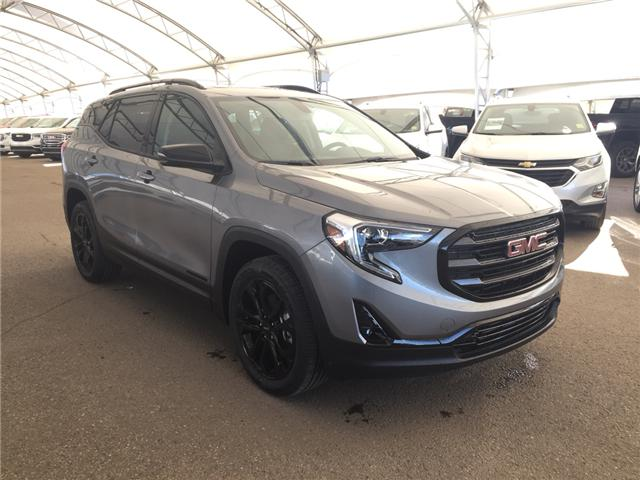 2019 GMC Terrain SLT (Stk: 169040) in AIRDRIE - Image 1 of 24