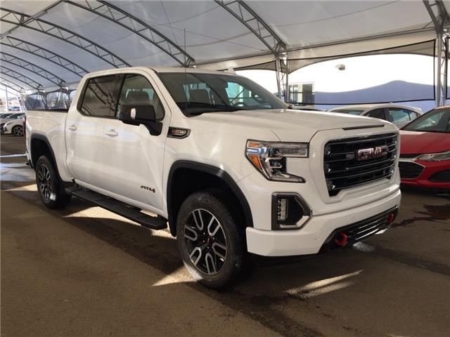 2019 GMC Sierra 1500 AT4 (Stk: 169172) in AIRDRIE - Image 1 of 24