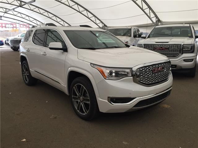 2019 GMC Acadia Denali (Stk: 169469) in AIRDRIE - Image 1 of 26