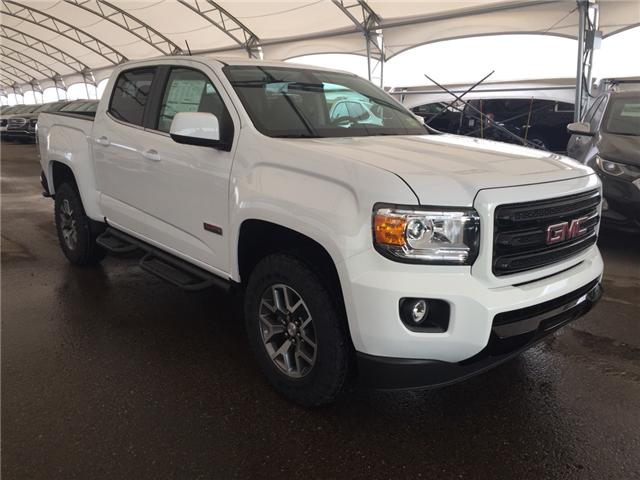 2019 GMC Canyon SLT (Stk: 170100) in AIRDRIE - Image 1 of 19