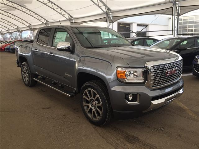 2019 GMC Canyon Denali (Stk: 170274) in AIRDRIE - Image 1 of 19