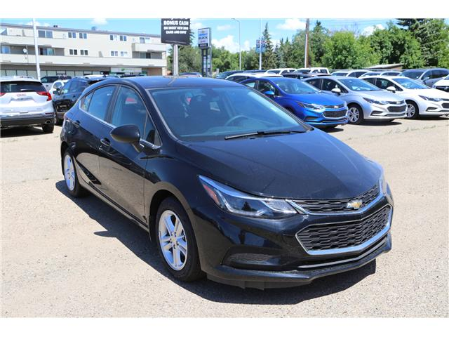 2018 Chevrolet Cruze LT Auto (Stk: 189233) in Brooks - Image 1 of 23