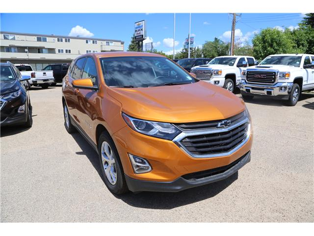 2018 Chevrolet Equinox LT (Stk: 186337) in Brooks - Image 1 of 24