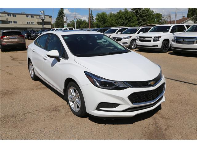 2018 Chevrolet Cruze LT Auto (Stk: 185744) in Brooks - Image 1 of 23