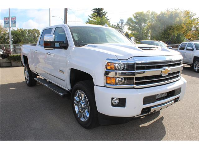 2019 Chevrolet Silverado 2500HD High Country (Stk: 197058) in Brooks - Image 1 of 25