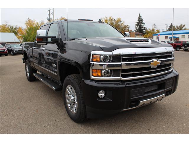 2019 Chevrolet Silverado 3500HD High Country (Stk: 198036) in Brooks - Image 1 of 24