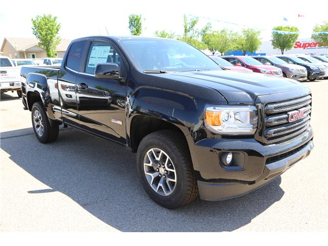 2018 GMC Canyon SLT (Stk: 161328) in Medicine Hat - Image 1 of 22