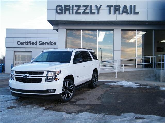 2019 Chevrolet Tahoe Premier (Stk: 56431) in Barrhead - Image 1 of 19