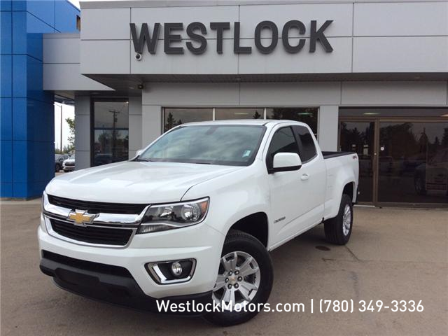 2018 Chevrolet Colorado LT (Stk: 18T50) in Westlock - Image 1 of 25