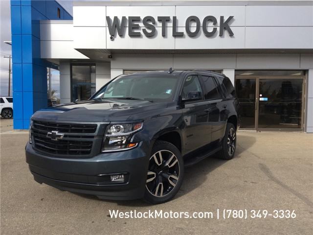 2019 Chevrolet Tahoe Premier (Stk: 19T27) in Westlock - Image 1 of 30