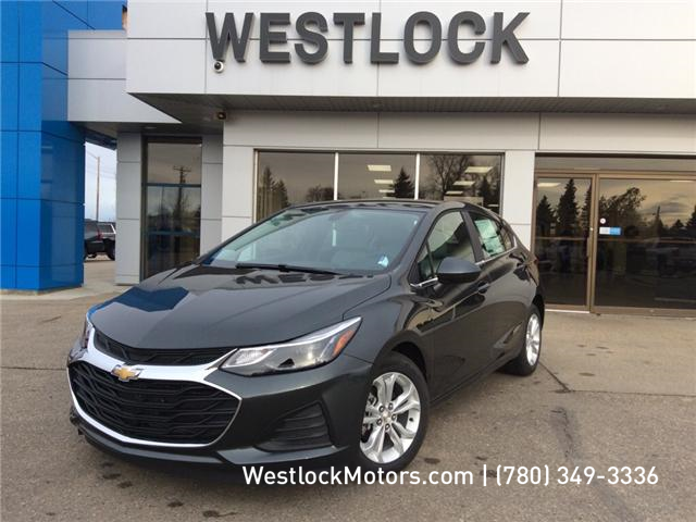 2019 Chevrolet Cruze LT (Stk: 19C6) in Westlock - Image 1 of 20