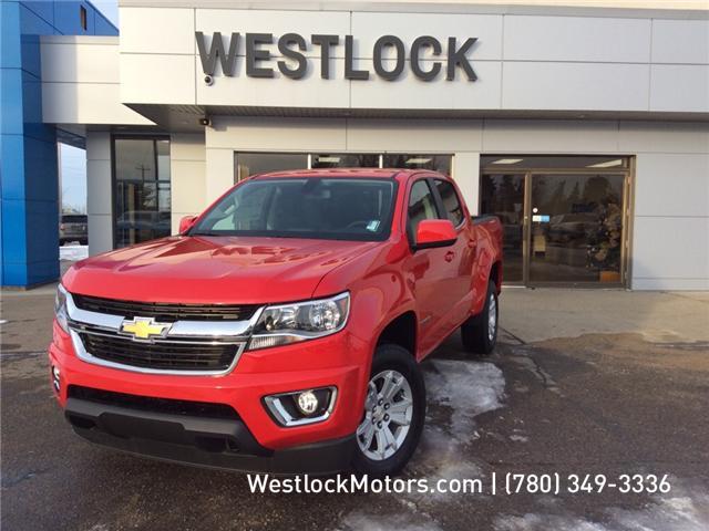 2019 Chevrolet Colorado LT (Stk: 19T54) in Westlock - Image 1 of 23