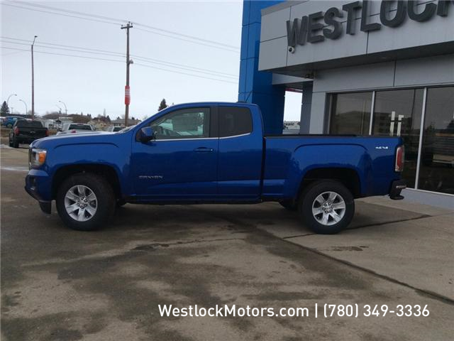 2018 GMC Canyon SLE (Stk: 18T140) in Westlock - Image 2 of 26