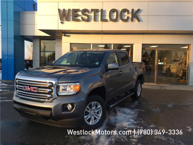 2019 GMC Canyon SLE (Stk: 19T21) in Westlock - Image 1 of 21