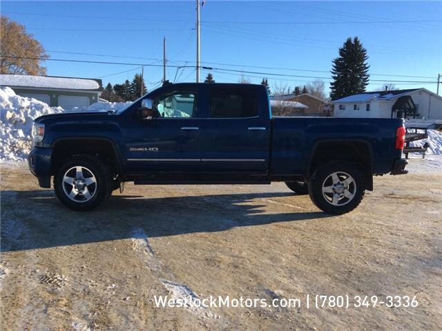 2017 GMC Sierra 2500HD SLT (Stk: T1853) in Westlock - Image 2 of 7
