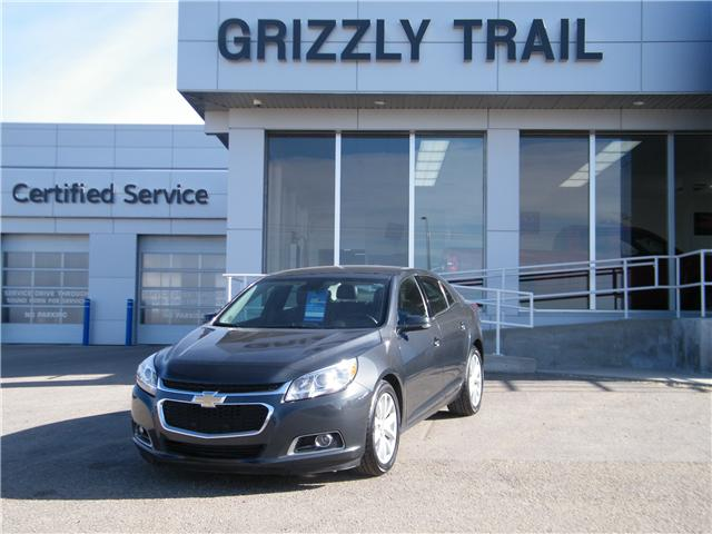 2015 Chevrolet Malibu 2LT (Stk: 56080) in Barrhead - Image 1 of 14