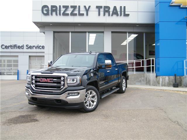 2017 GMC Sierra 1500 SLT (Stk: 55953) in Barrhead - Image 1 of 16