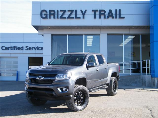2016 Chevrolet Colorado Z71 (Stk: 48141) in Barrhead - Image 1 of 17