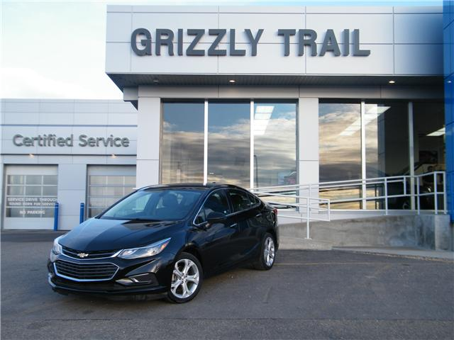 2017 Chevrolet Cruze Premier Auto (Stk: 56133) in Barrhead - Image 1 of 15