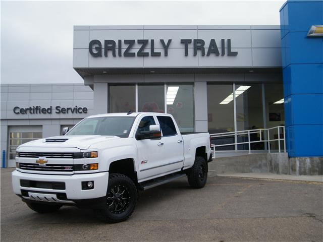 2017 Chevrolet Silverado 2500HD LTZ (Stk: 54824) in Barrhead - Image 1 of 22