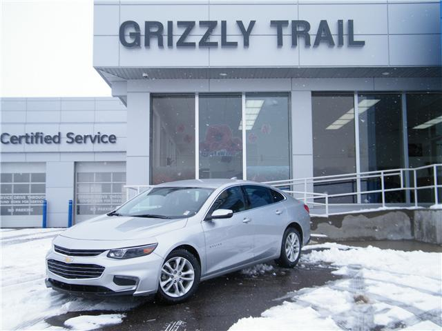 2018 Chevrolet Malibu LT (Stk: 56131) in Barrhead - Image 1 of 15