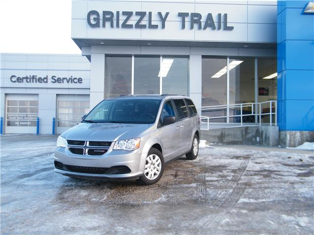 2017 Dodge Grand Caravan CVP/SXT (Stk: 55785) in Barrhead - Image 1 of 14