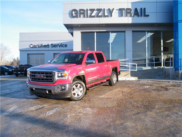 2015 GMC Sierra 1500 SLT (Stk: 47549) in Barrhead - Image 1 of 18