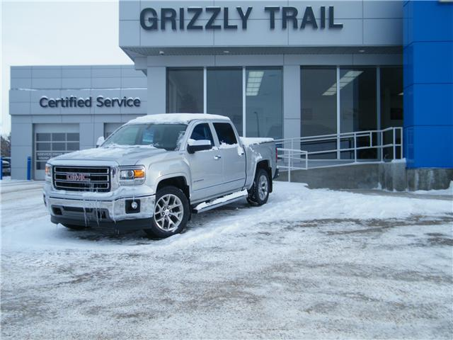 2015 GMC Sierra 1500 SLT (Stk: 46911) in Barrhead - Image 1 of 17