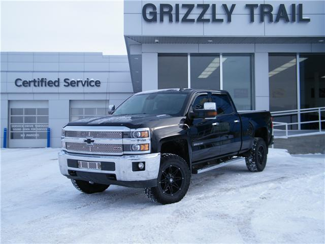 2015 Chevrolet Silverado 2500HD LTZ (Stk: 43899) in Barrhead - Image 1 of 23