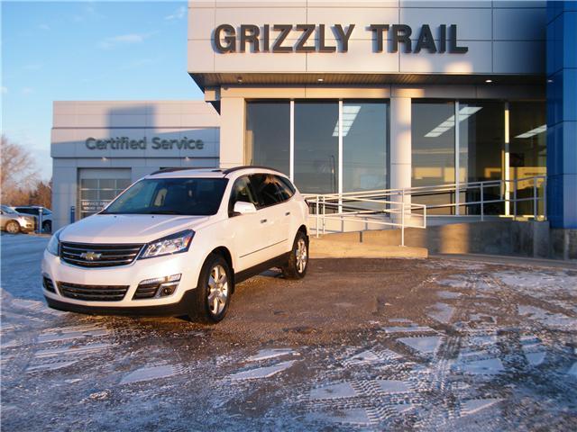 2016 Chevrolet Traverse LTZ (Stk: 49207) in Barrhead - Image 1 of 24