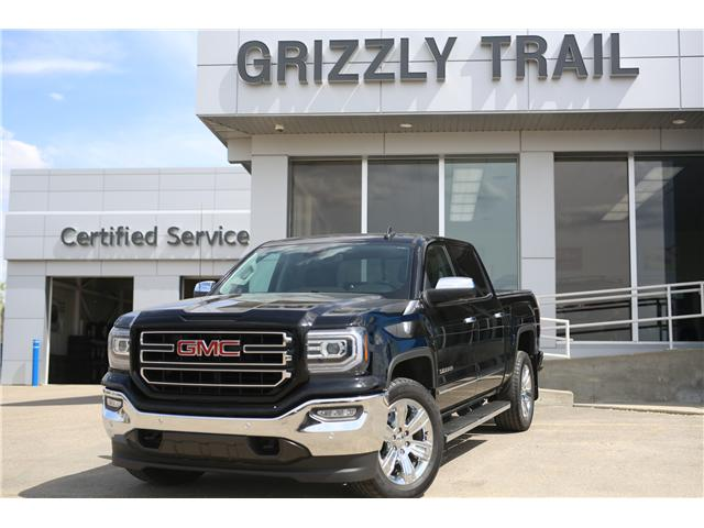 2017 GMC Sierra 1500 SLT (Stk: 50876) in Barrhead - Image 1 of 29
