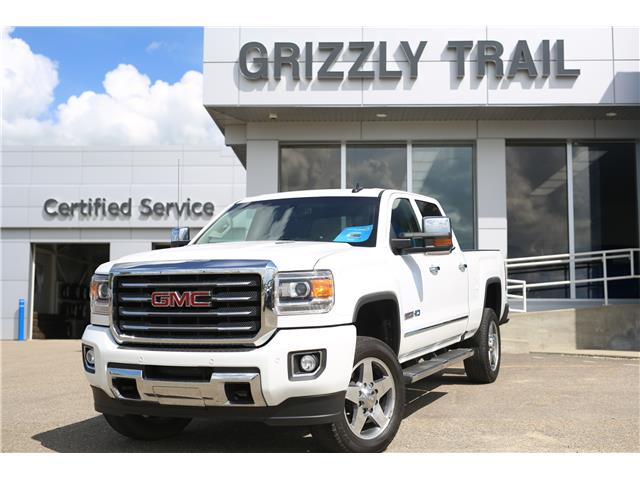 2016 GMC Sierra 2500HD SLT (Stk: 58052) in Barrhead - Image 1 of 39