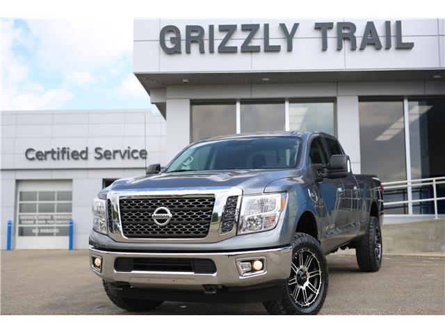 2018 Nissan Titan XD SV Gas (Stk: 58445) in Barrhead - Image 1 of 31