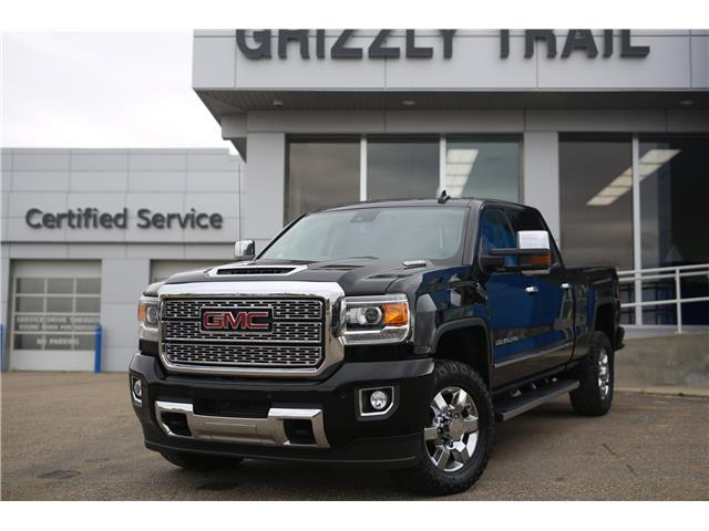 2018 GMC Sierra 3500HD Denali (Stk: 58702) in Barrhead - Image 1 of 43